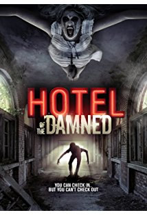 Hotel of the Damned kapak