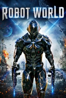 Robot World kapak