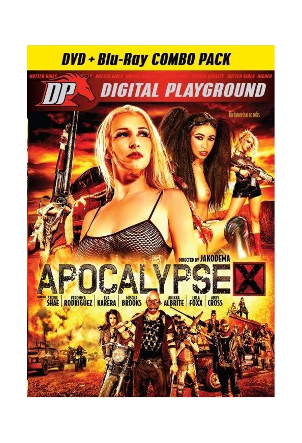 Apocalypse X kapak