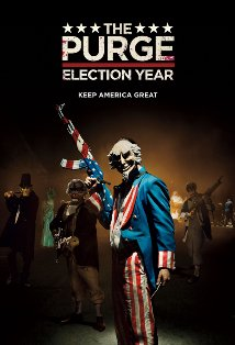 The Purge: Election Year kapak