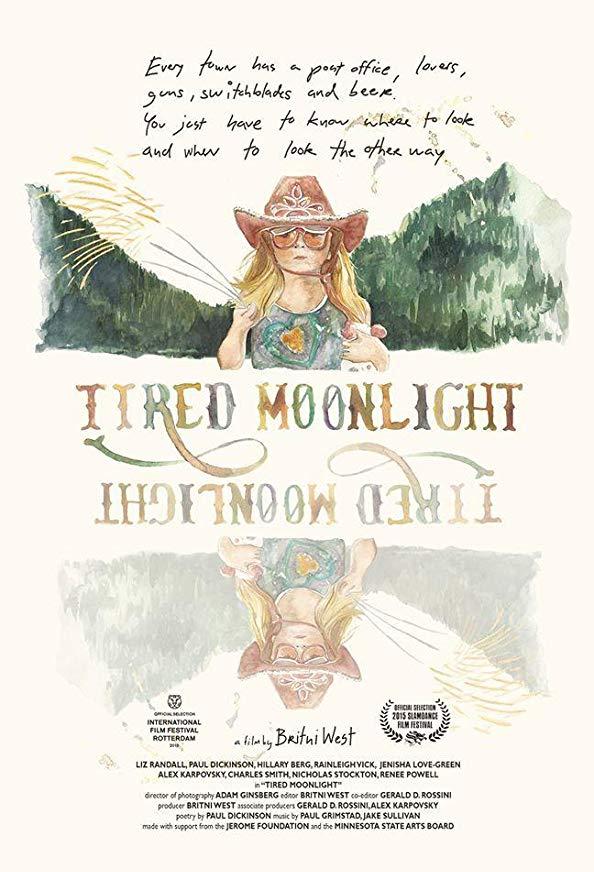 Tired Moonlight kapak