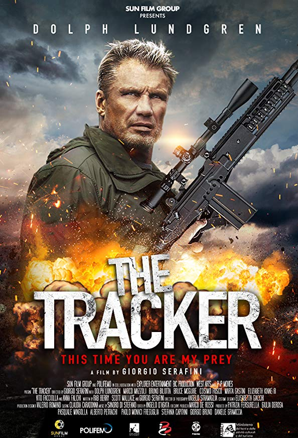 The Tracker kapak