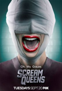 Scream Queens kapak