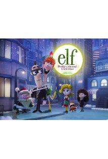 Elf: Buddy's Musical Christmas kapak