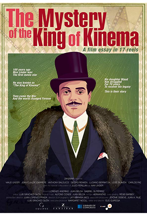 The Mystery of the King of Kinema kapak