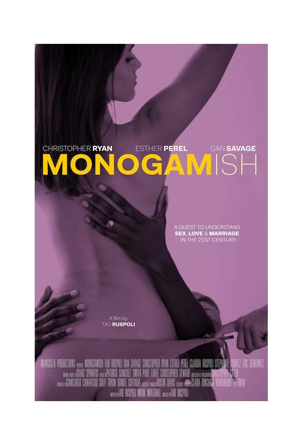 Monogamish kapak