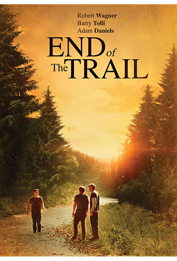 End of the Trail kapak