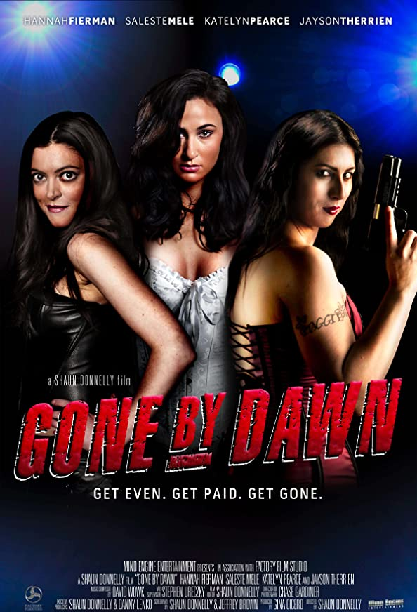 Gone by Dawn kapak