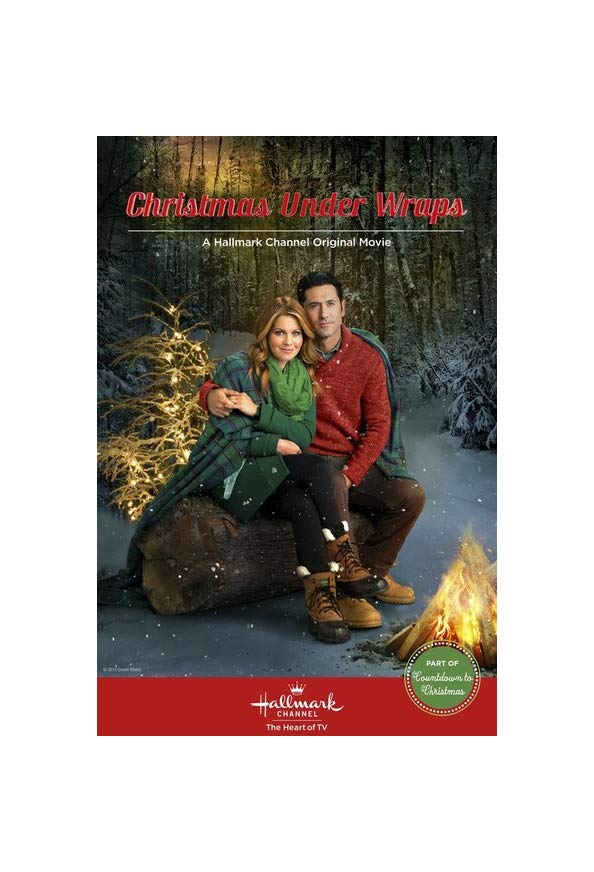 Christmas Under Wraps kapak