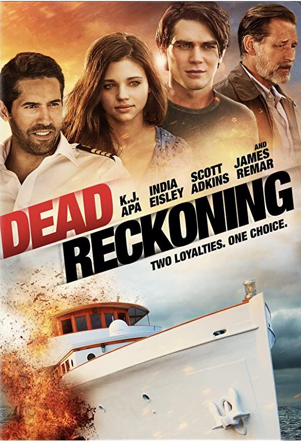 Dead Reckoning kapak