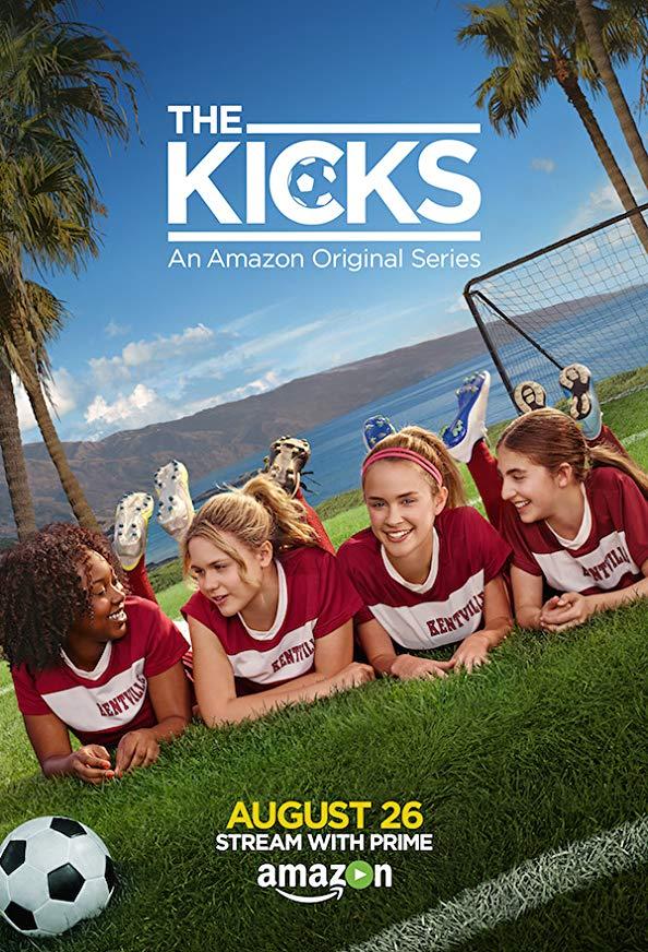 The Kicks kapak