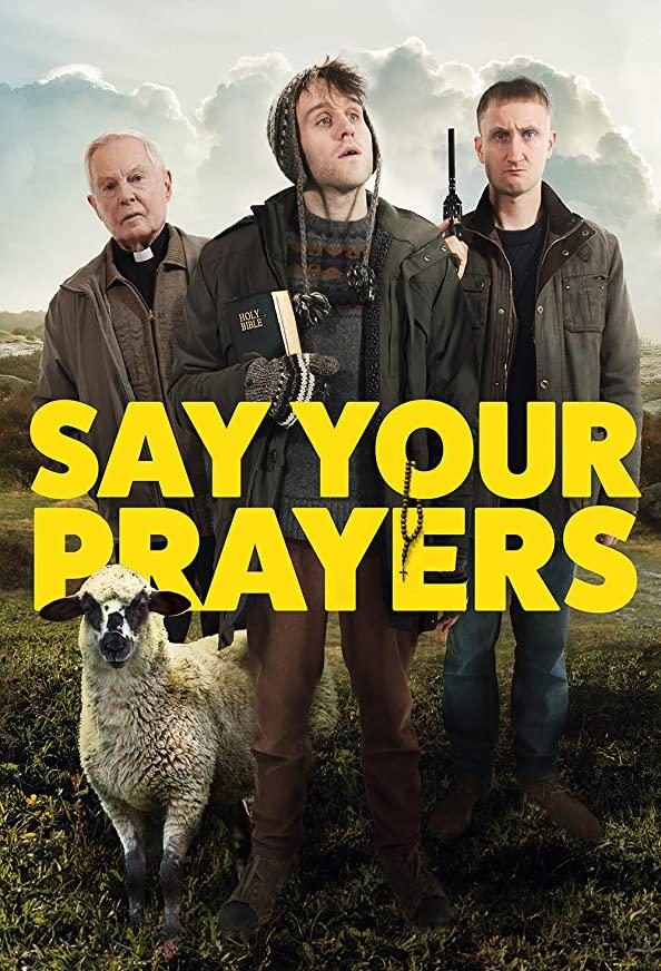 Say Your Prayers kapak