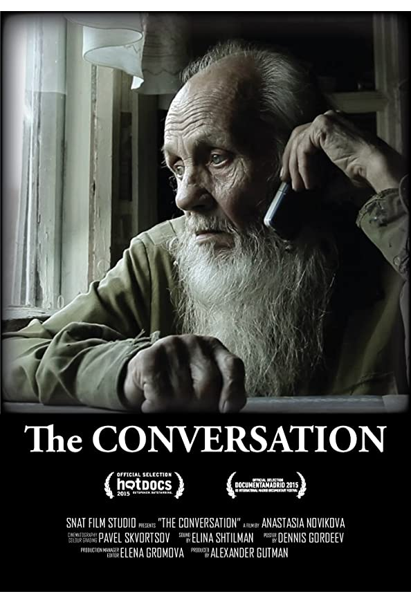 The Conversation kapak
