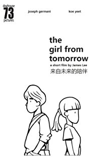 The Girl from Tomorrow kapak