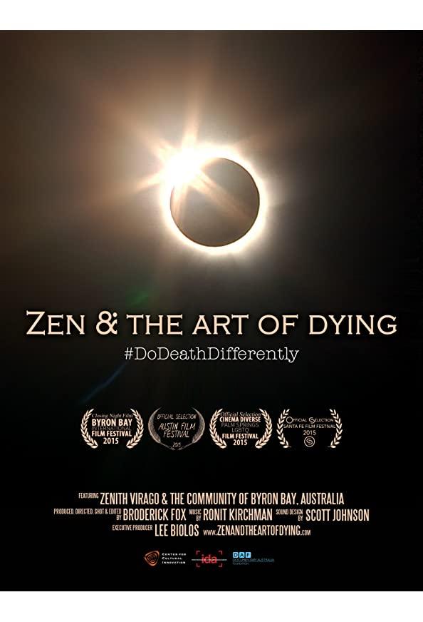 Zen & the Art of Dying kapak