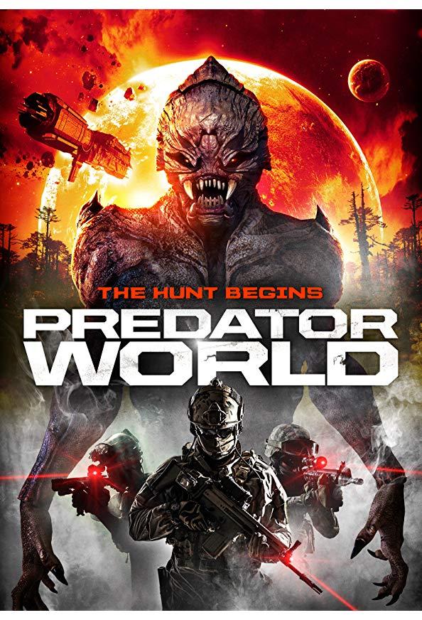 Predator World kapak