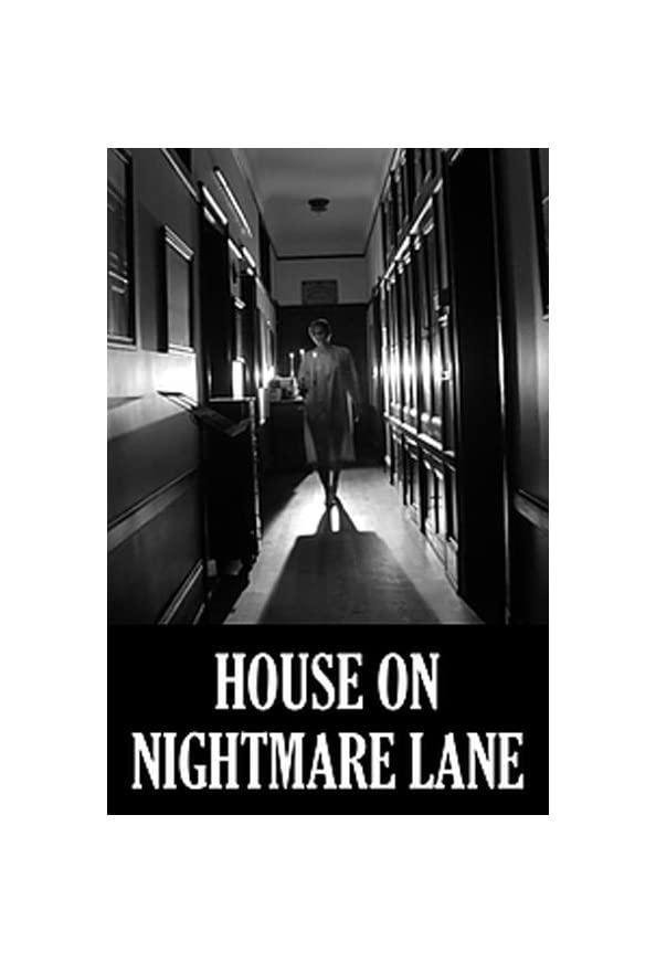House on Nightmare Lane kapak