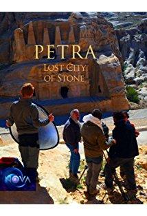 """Nova"" Petra: Lost City of Stone kapak"