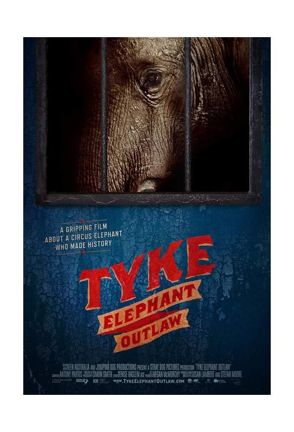 Tyke Elephant Outlaw kapak
