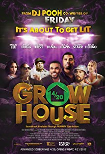 Grow House kapak