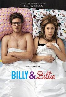Billy & Billie kapak