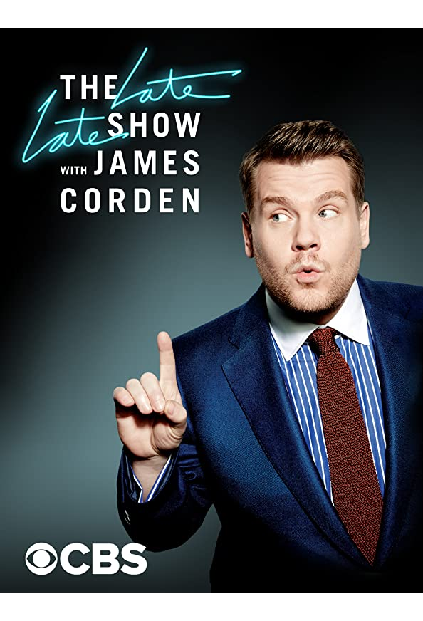 The Late Late Show with James Corden kapak