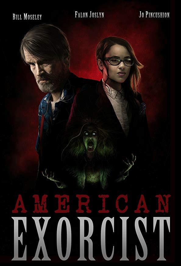 American Exorcist kapak