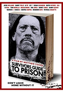 Survivors Guide to Prison kapak