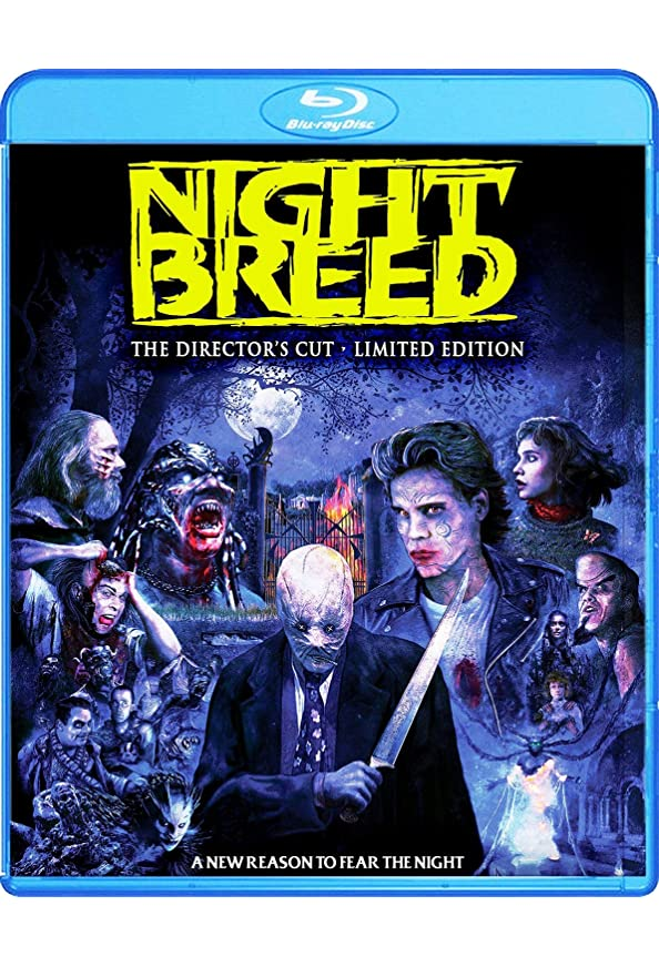 Tribes of the Moon: The Making of Nightbreed kapak