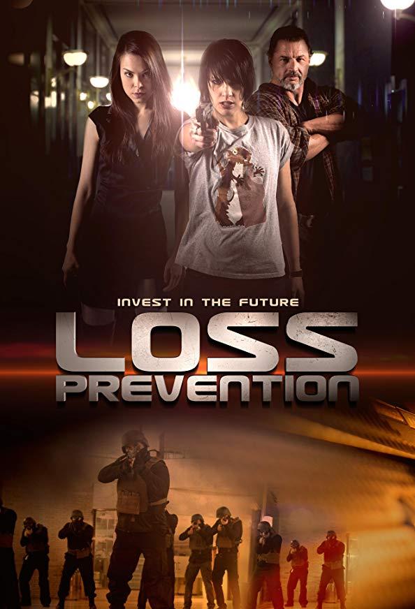 Loss Prevention kapak