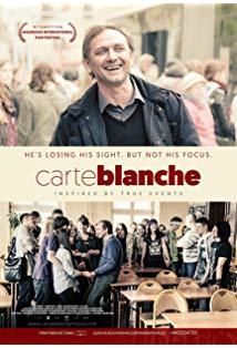 Carte Blanche kapak