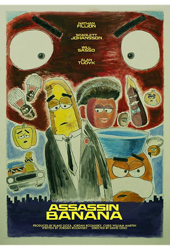 Assassin Banana kapak