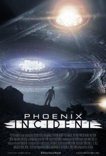The Phoenix Incident kapak