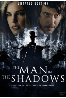 The Man in the Shadows kapak
