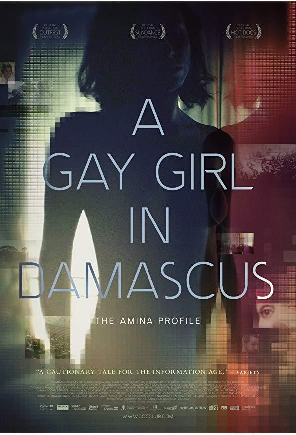 A Gay Girl in Damascus: The Amina Profile kapak