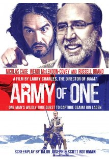 Army of One kapak