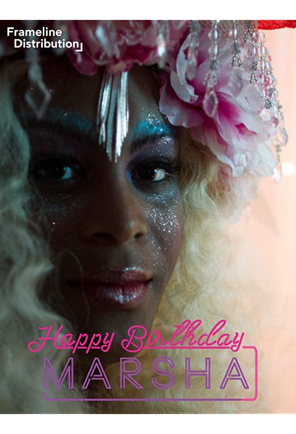 Happy Birthday, Marsha! kapak