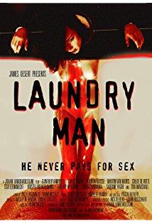 Laundry Man kapak