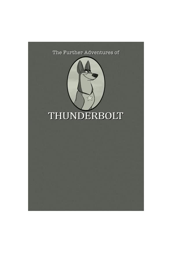 101 Dalmatians: The Further Adventures of Thunderbolt kapak