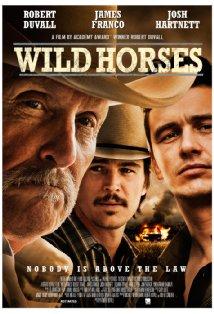 Wild Horses kapak
