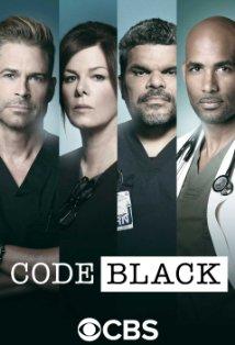 Code Black kapak