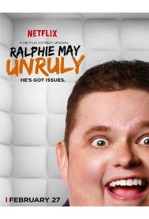 Ralphie May: Unruly kapak