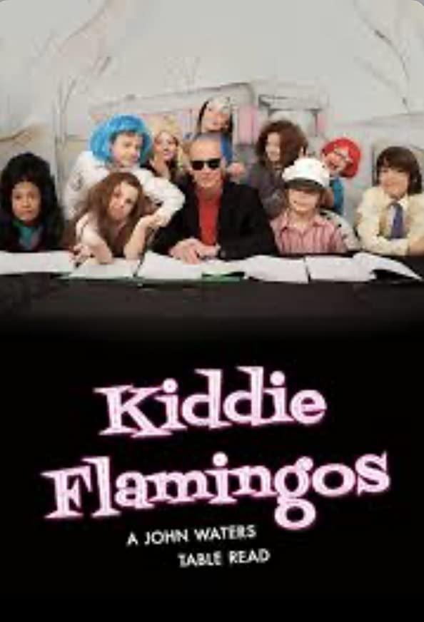 Kiddie Flamingos kapak