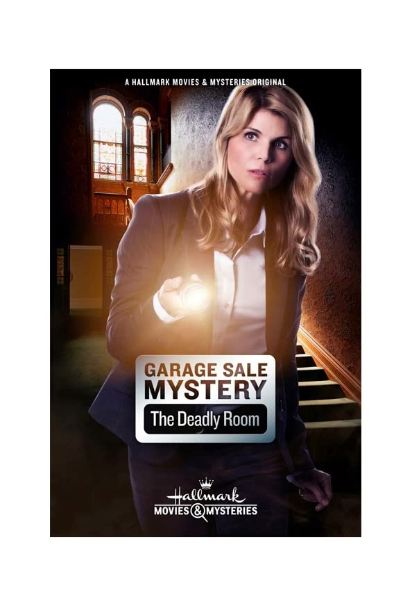Garage Sale Mystery: The Deadly Room kapak