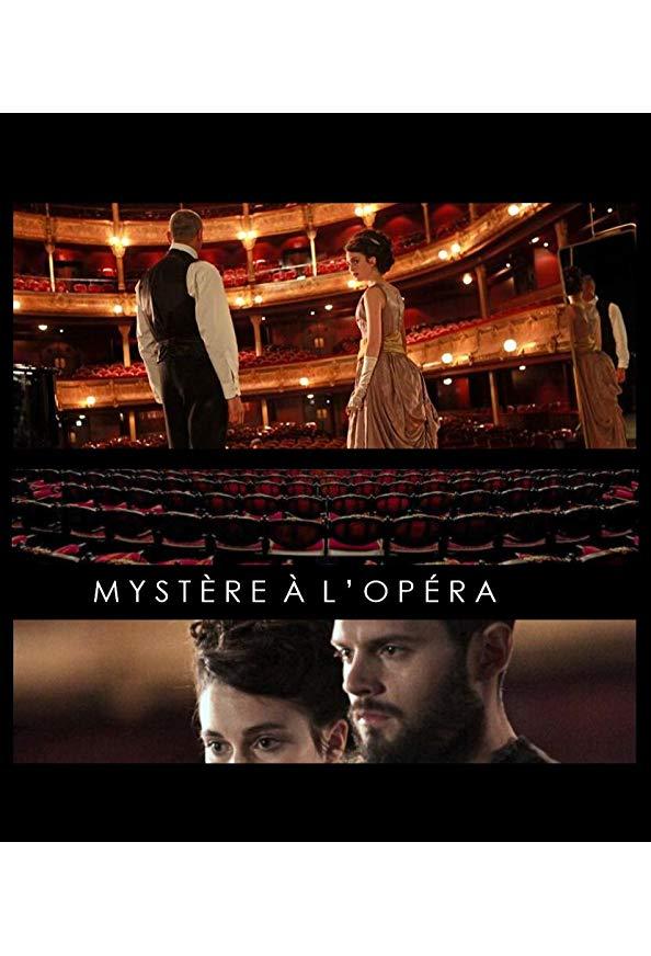 Opera Garnier Mystery kapak