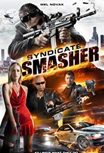Syndicate Smasher kapak