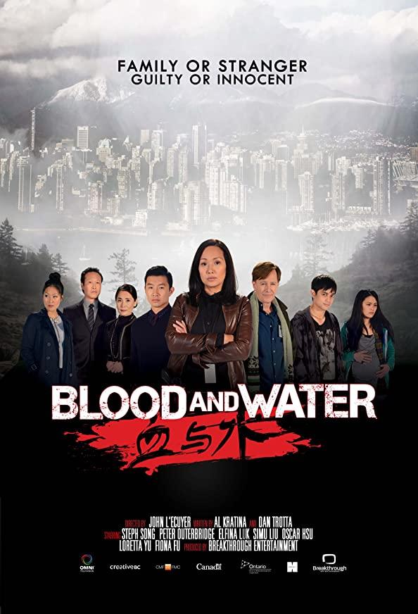 Blood and Water kapak