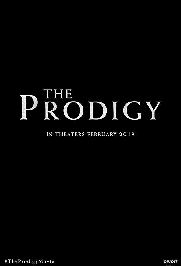The Prodigy kapak