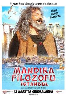 Mandira Filozofu Istanbul kapak