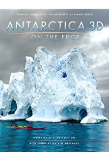 Antarctica 3D: On the Edge kapak